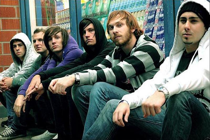 фото группы In Fear And Faith