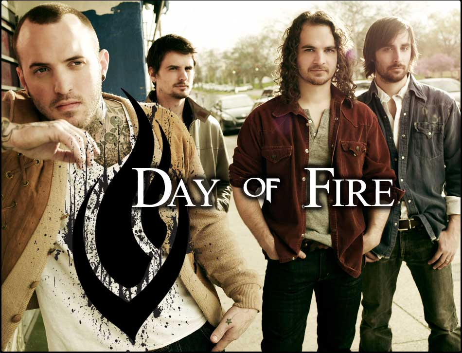 фото группы Day Of Fire