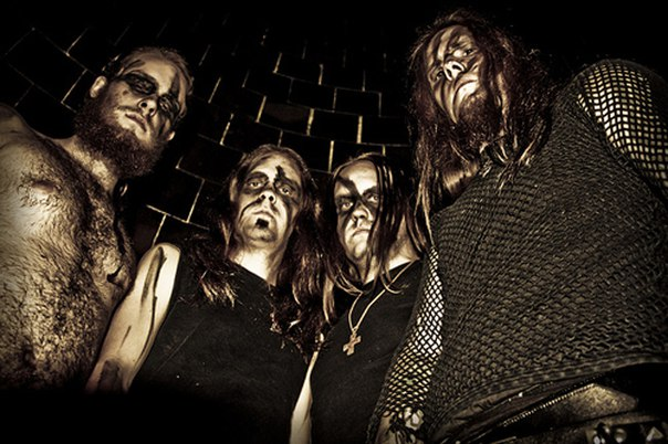 фото группы A Hill To Die Upon