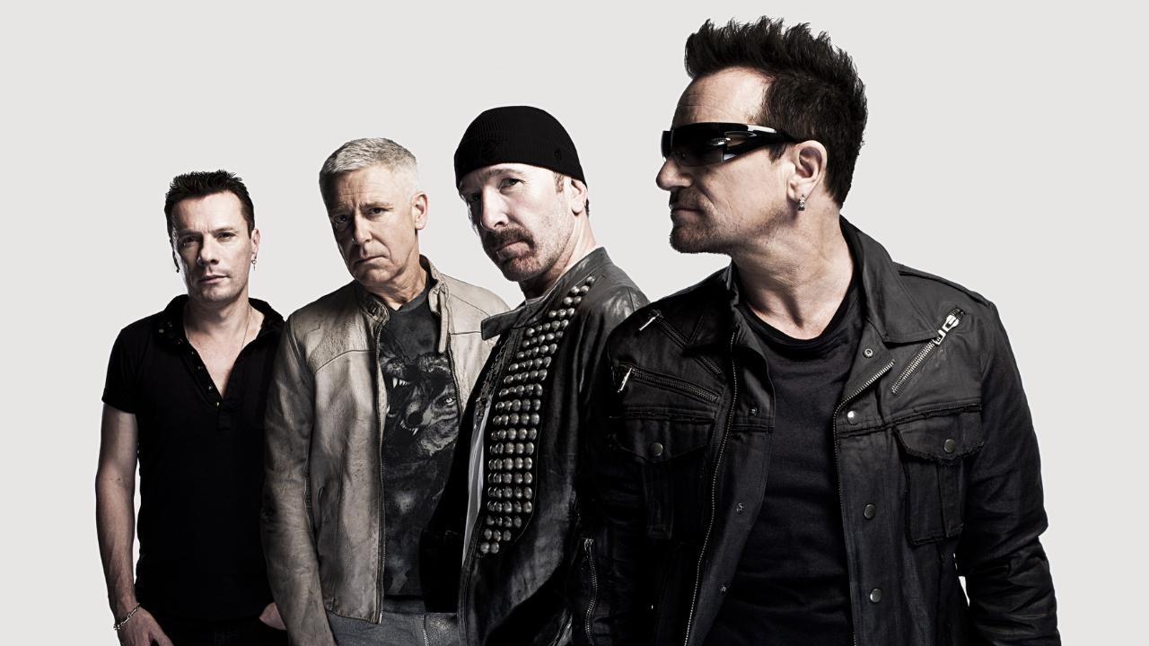 фото группы U2