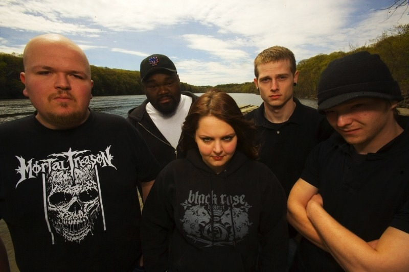фото группы Bloodlined Calligraphy