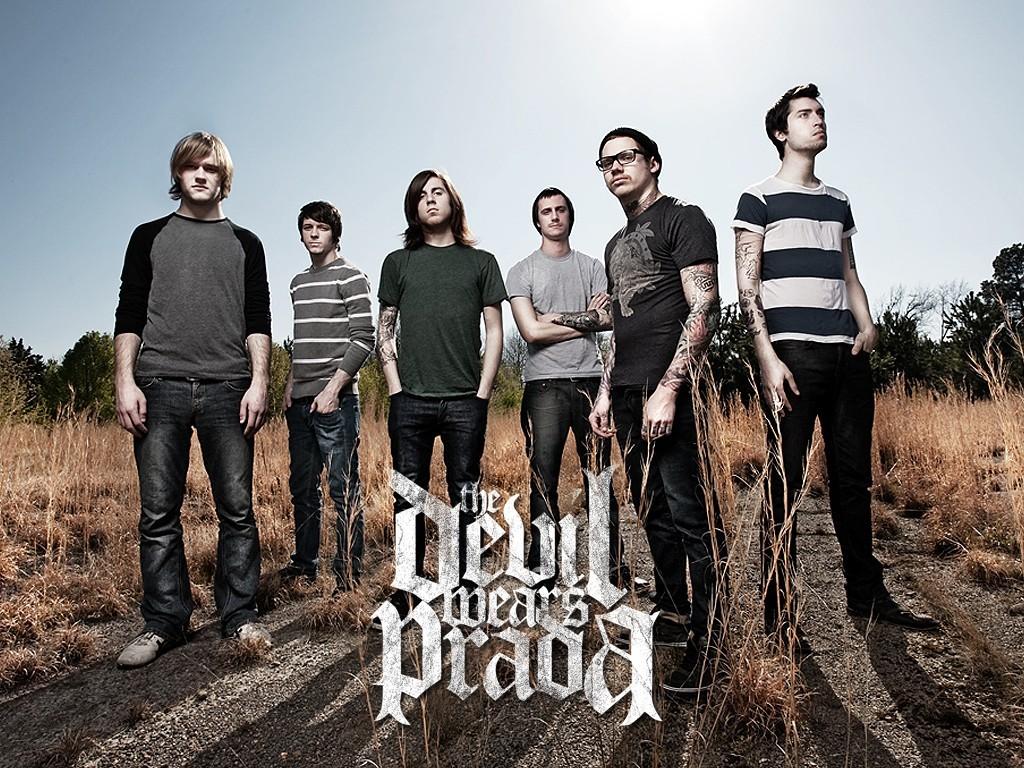фото группы The Devil Wears Prada