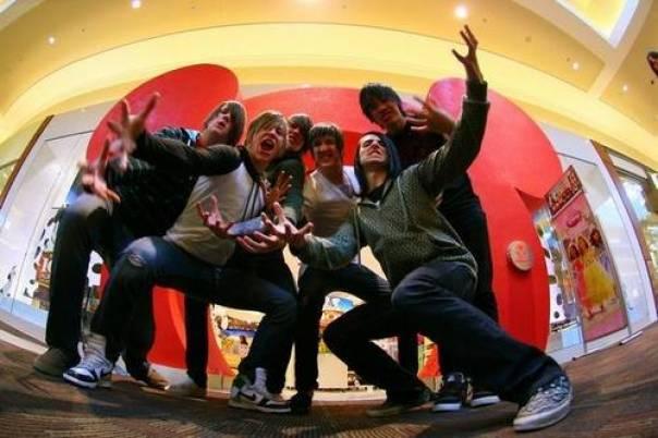 фото группы Attack Attack!