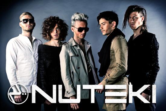 фото группы Nuteki