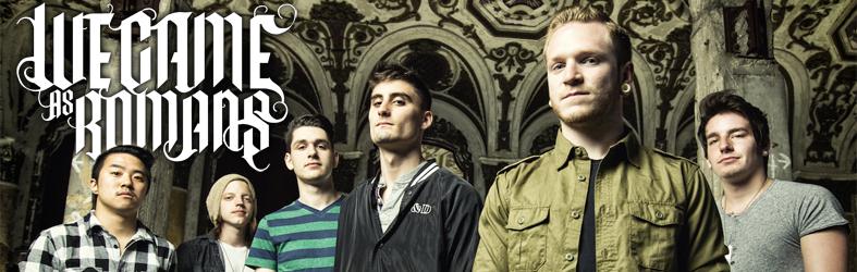 фото группы We Came As Romans