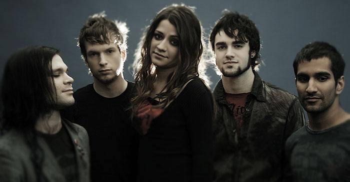 фото группы Flyleaf