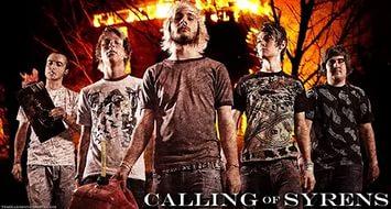 фото группы Calling of Syrens