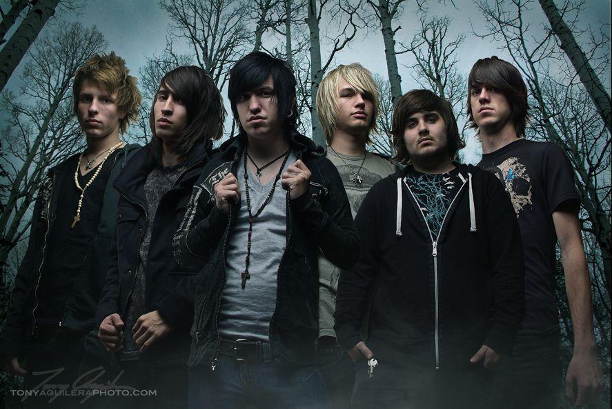 фото группы The Word Alive