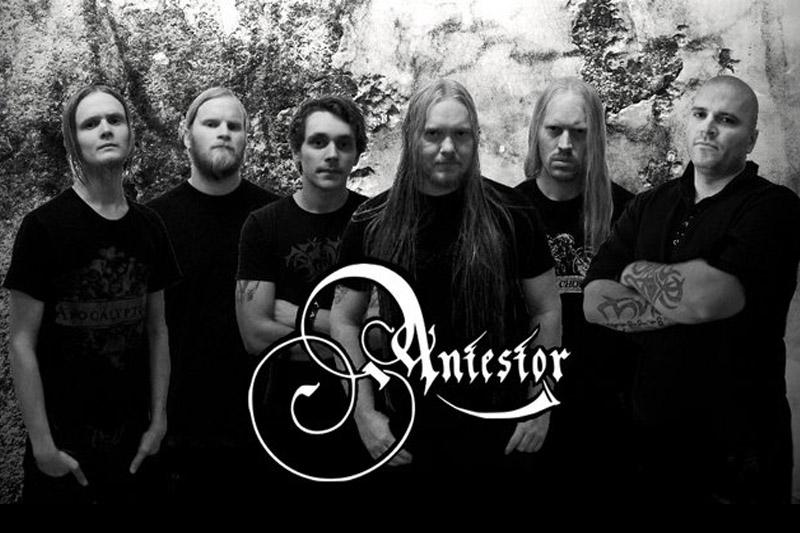 фото группы Antestor